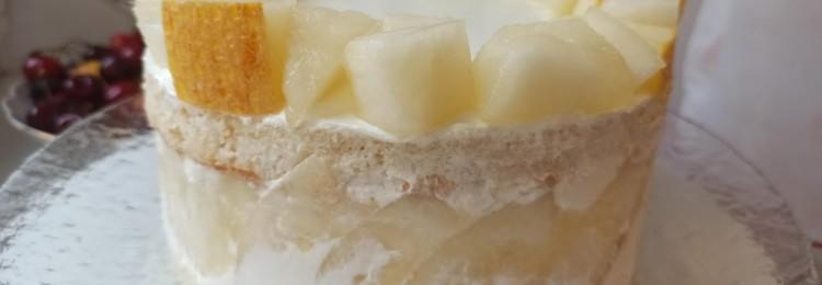 Как приготовить дынный торт?