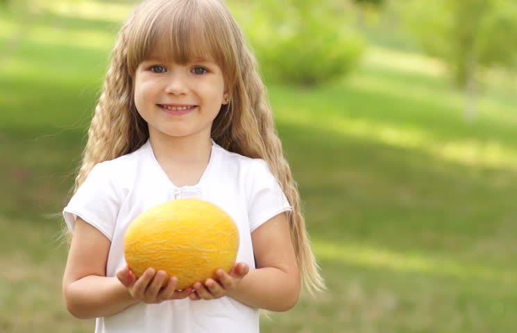 ребенок отравился дыней