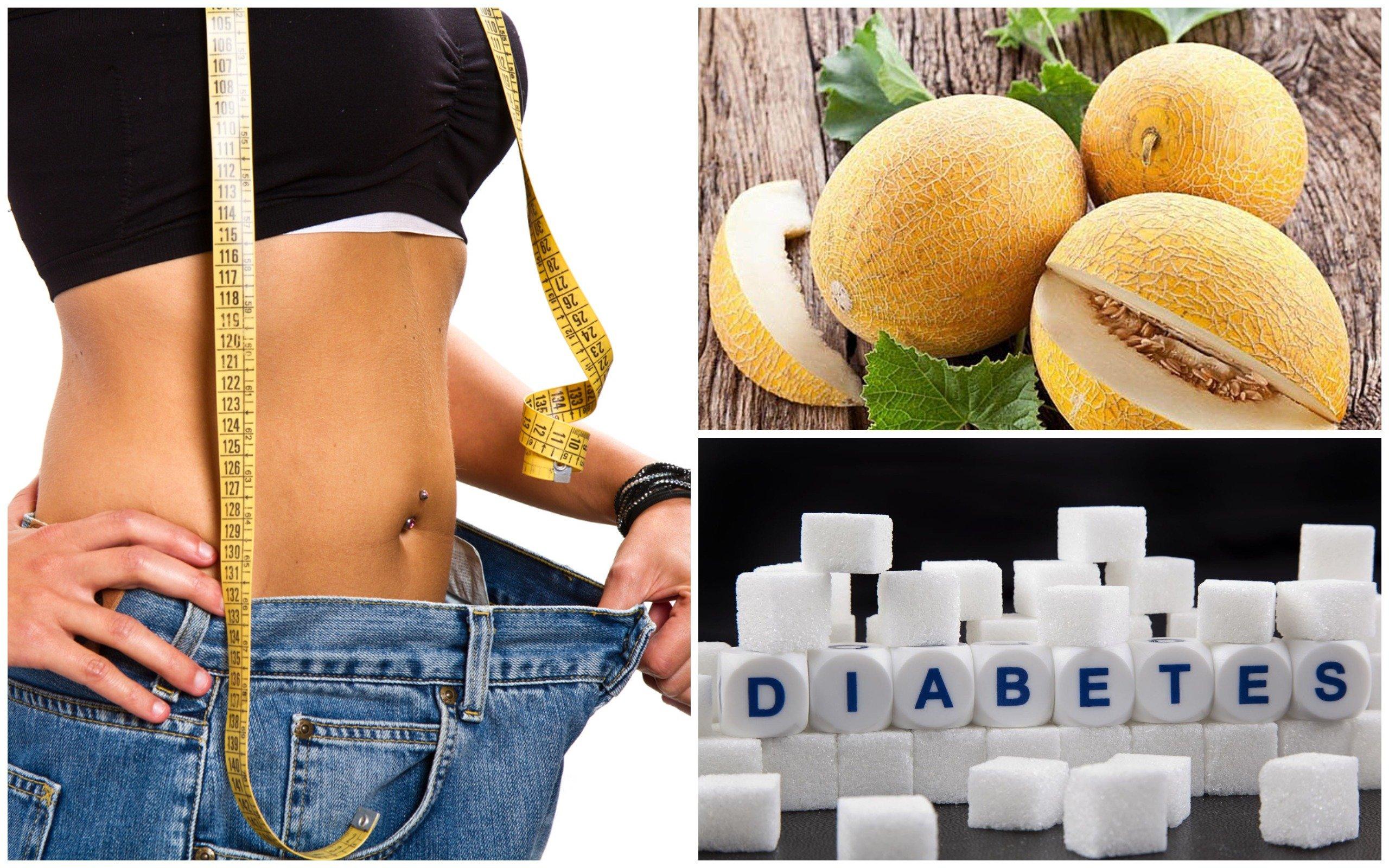 дыня при диабете