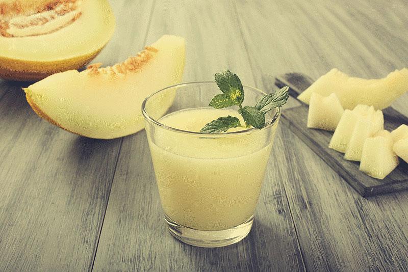 молоко из дынных семечек