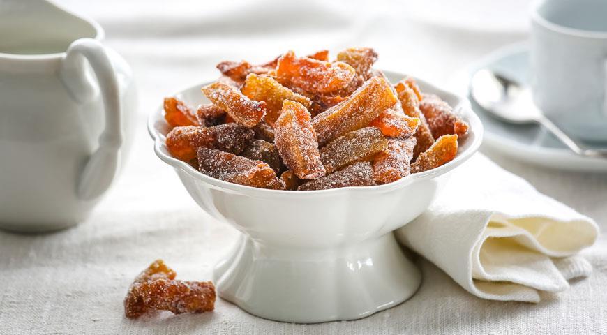 арбузные цукаты