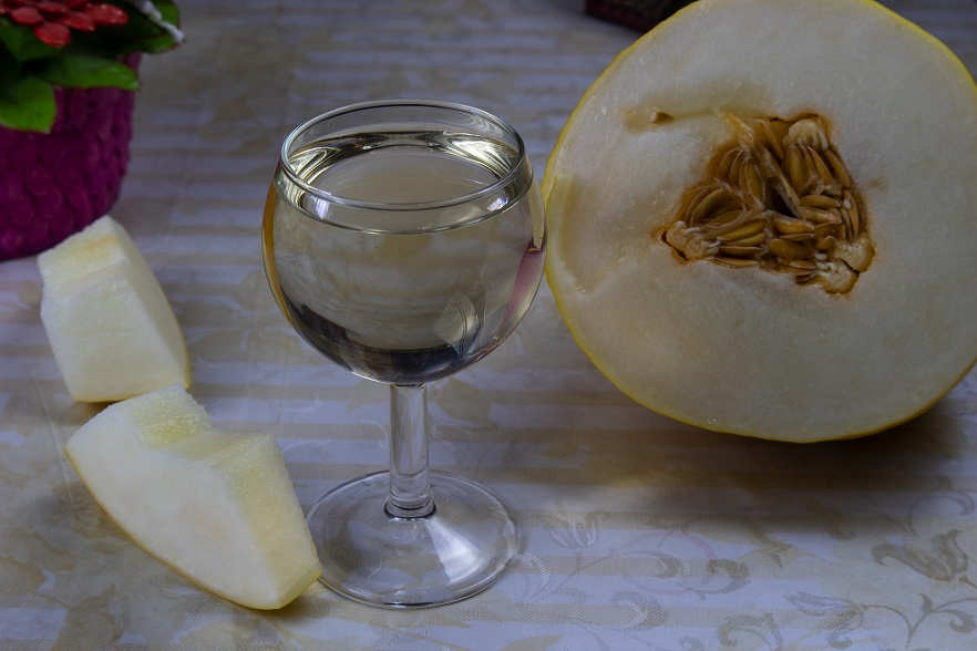 дынное вино