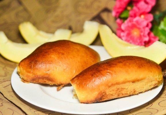 пирожки с дыней