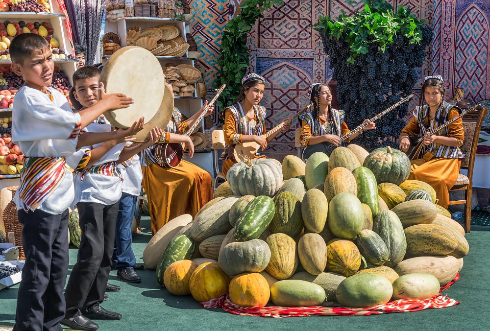 узбекская дыня