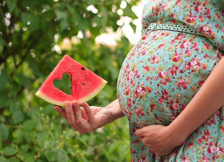 арбуз и беременность