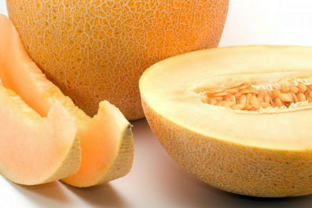 дыня желтая ананас